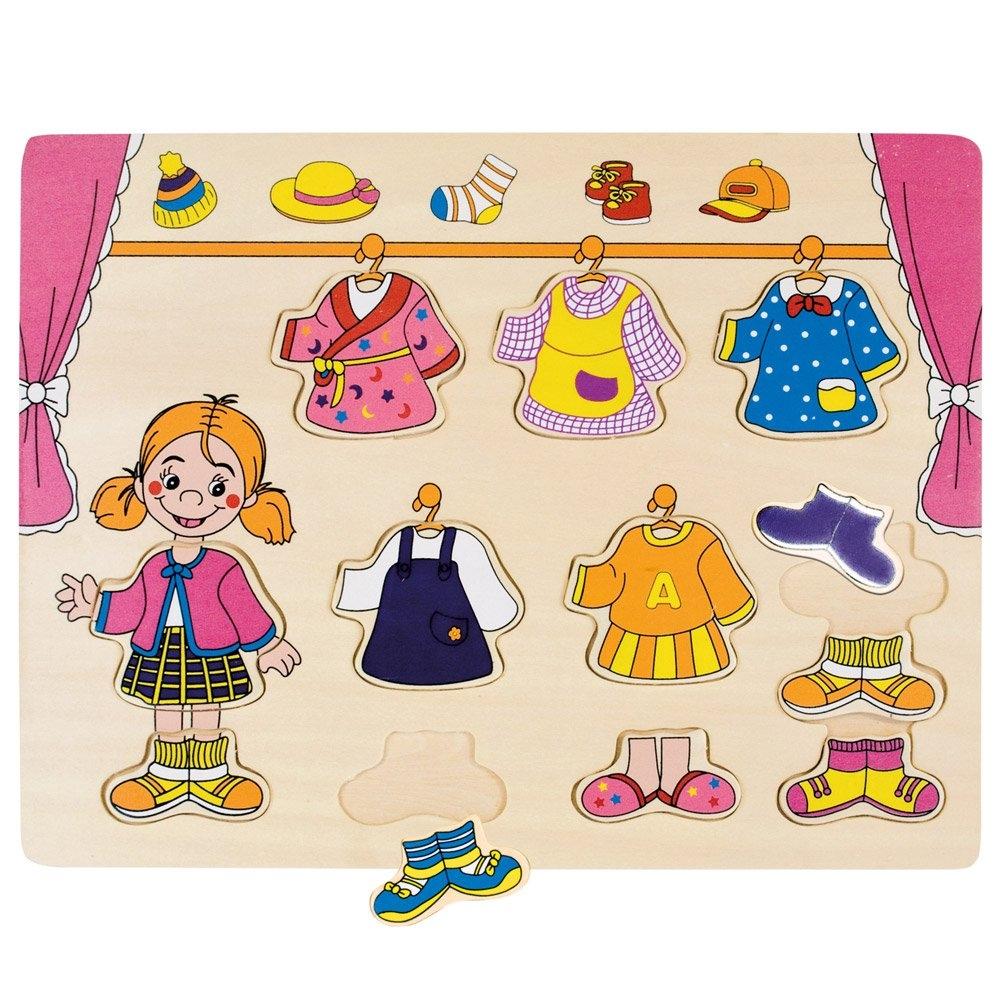 Bino Puzzle šatník