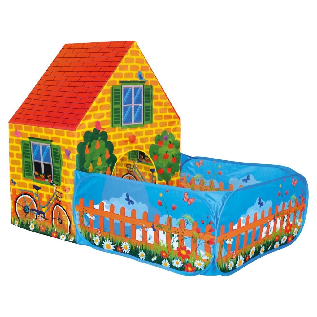 Bino Stan domeček se zahradou