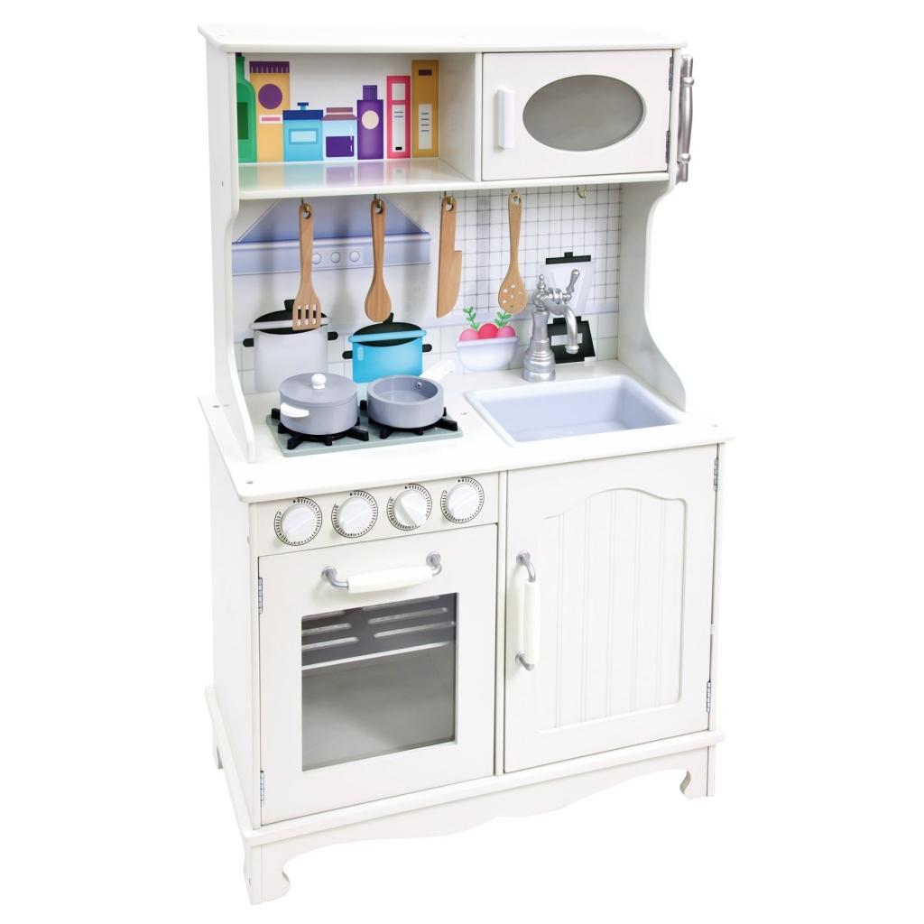 """Bino Dětská kuchyňka """"Provence"""" bílá"""