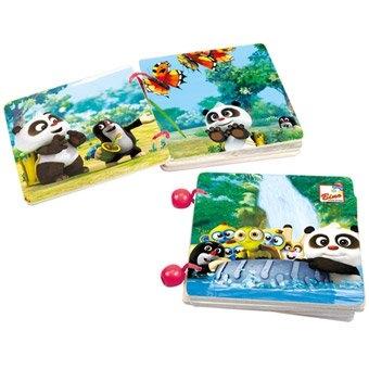 Bino Krtek a Panda, knížka s příběhem