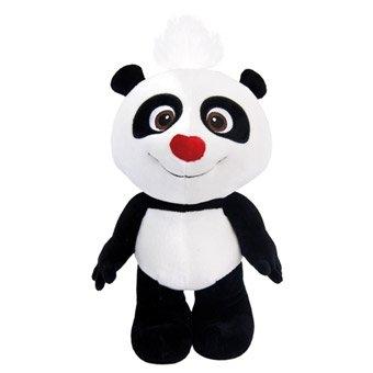 Bino Panda plyš, 15 cm