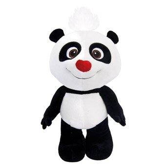 Bino Panda plyš, 20 cm
